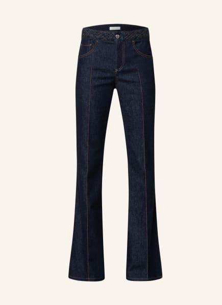 Chloé Flared Jeans , Farbe: 4C4 Navy (Bild 1)