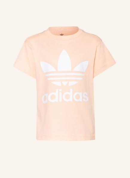 adidas Originals T-Shirt, Farbe: HELLORANGE (Bild 1)