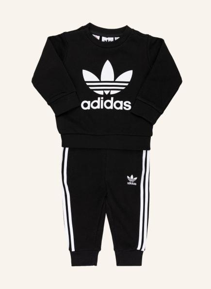 adidas Originals Set: Sweatshirt und Sweatpants, Farbe: SCHWARZ (Bild 1)