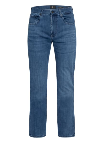 7 for all mankind Jeans SLIMMY Slim Fit, Farbe: MIDBLUE (Bild 1)