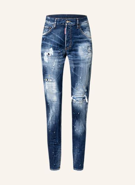 DSQUARED2 Skinny Jeans SKINNY DAN , Farbe: 470 NAVY BLUE (Bild 1)