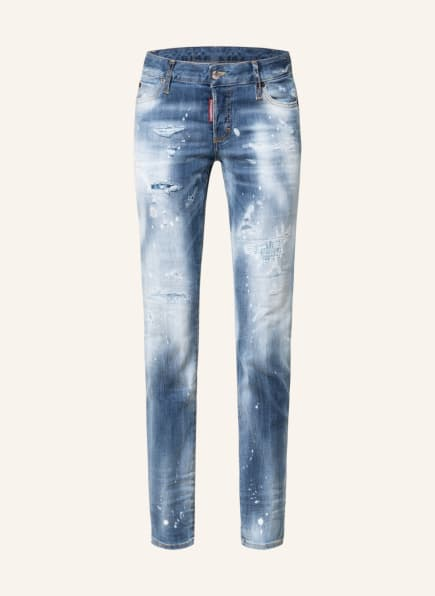DSQUARED2 Jeans JENNIFER , Farbe: 470 NAVY BLUE (Bild 1)