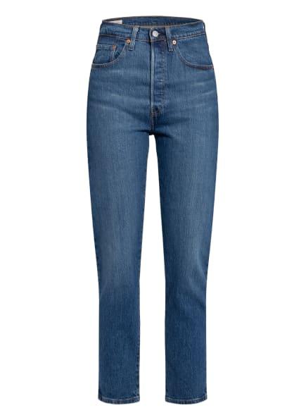 Levi's® Straight Jeans 501 ORIGINAL , Farbe: 57 Dark Indigo - Worn In (Bild 1)