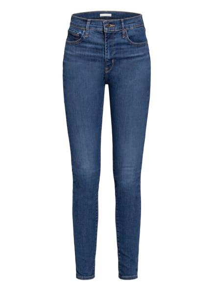 Levi's® Skinny Jeans 720 HIGH-RISE SUPER SKINNY , Farbe: 59 Med Indigo - Worn In (Bild 1)