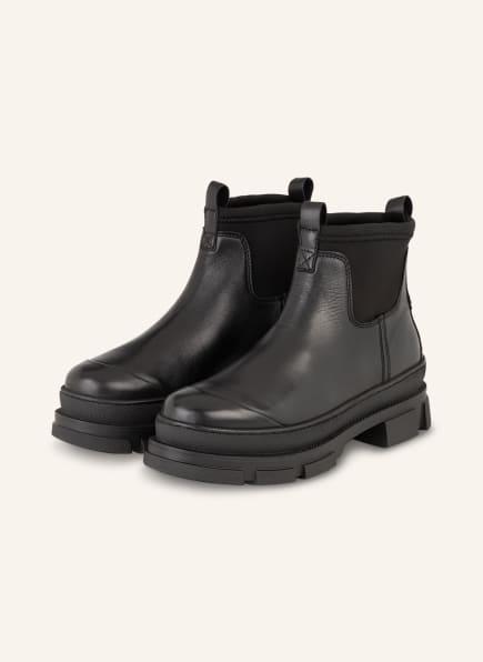 ALDO Chelsea-Boots PUDDLE, Farbe: SCHWARZ (Bild 1)