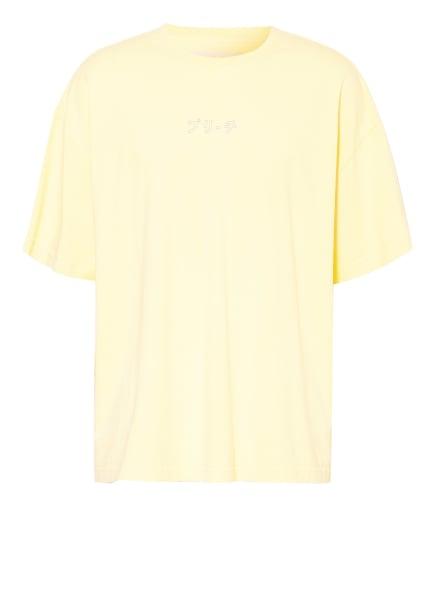 PREACH T-Shirt , Farbe: GELB (Bild 1)