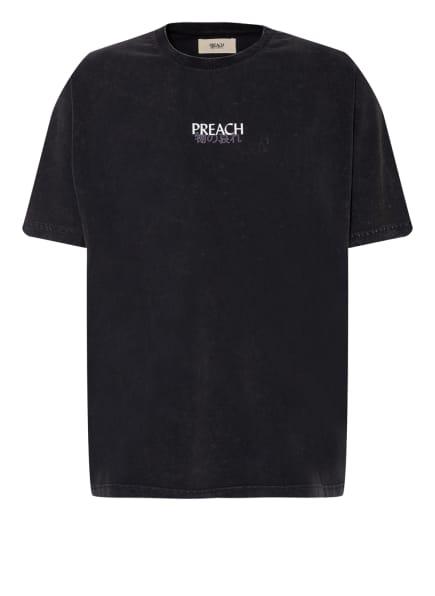 PREACH T-Shirt, Farbe: DUNKELGRAU (Bild 1)