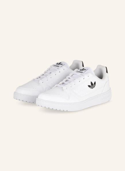 adidas Originals Sneaker NY 90, Farbe: WEISS (Bild 1)