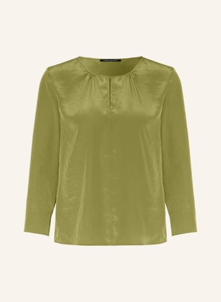 LUISA CERANO Blusenshirt mit 3/4-Arm, Farbe: GRÜN (Bild 1)