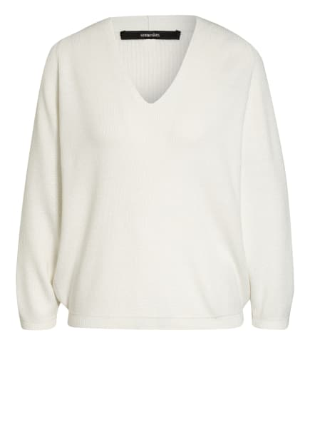 someday Pullover TIRILA, Farbe: WEISS (Bild 1)
