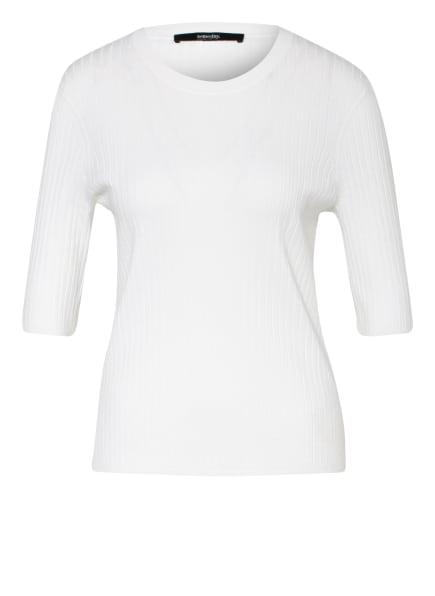 someday Strickshirt mit 3/4-Arm, Farbe: WEISS (Bild 1)