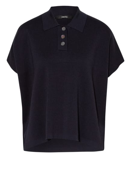 someday Strickshirt TONAU, Farbe: DUNKELBLAU (Bild 1)