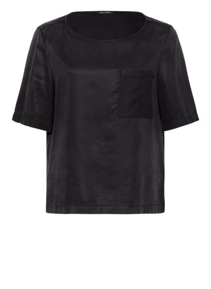 Marc O'Polo Blusenshirt, Farbe: SCHWARZ (Bild 1)