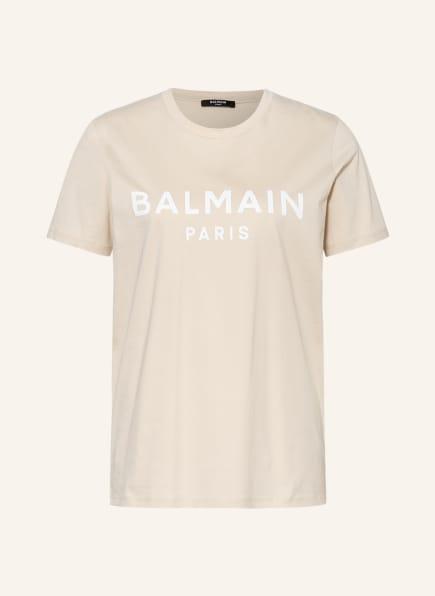 BALMAIN T-Shirt, Farbe: BEIGE (Bild 1)
