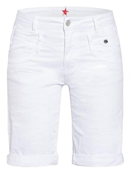 Buena Vista Jeans-Shorts FLORIDA, Farbe: WEISS (Bild 1)