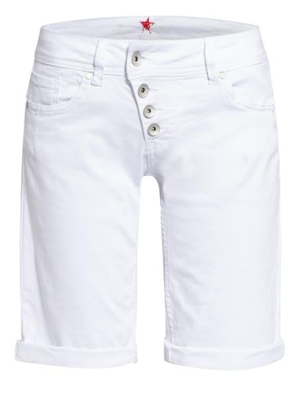 Buena Vista Jeans-Shorts MALIBU , Farbe: 032 WHITE (Bild 1)
