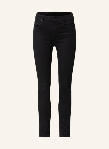 MOTHER Skinny Jeans THE LOOKER SKINNY , Farbe: not guilty schwarz denim (Bild 1)