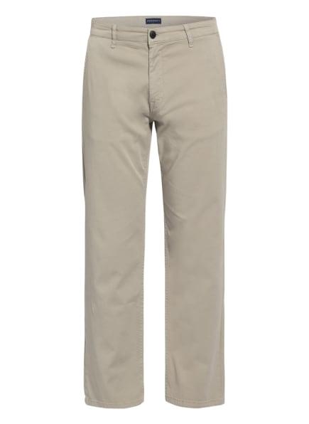 STROKESMAN'S Chino Slim Fit, Farbe: HELLGRÜN (Bild 1)