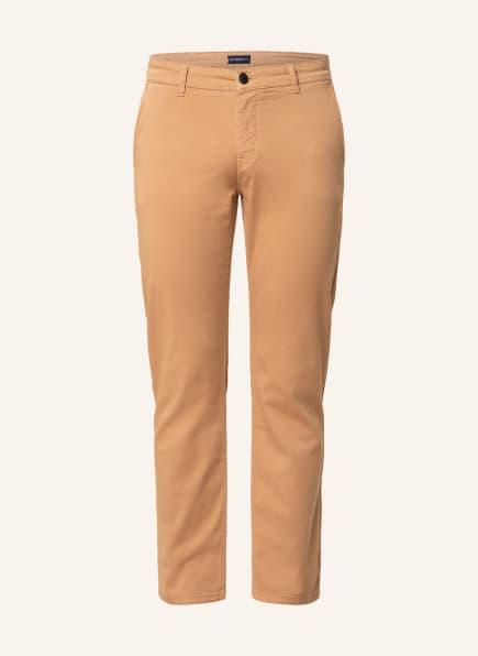 STROKESMAN'S Chino RUMA Slim Fit, Farbe: CAMEL (Bild 1)