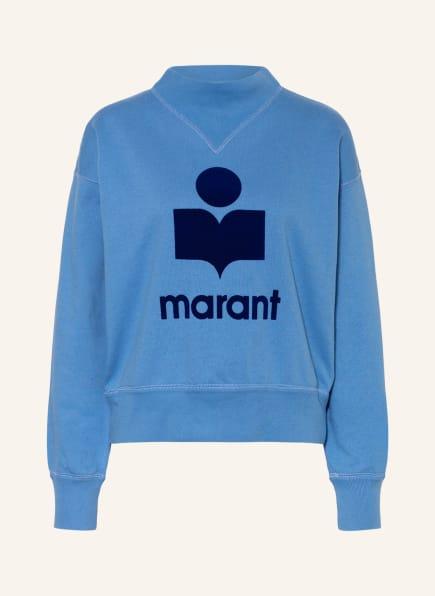 ISABEL MARANT ÉTOILE Sweatshirt MOBY, Farbe: HELLBLAU (Bild 1)