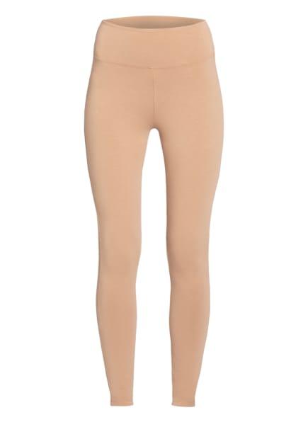 KARO KAUER Leggings AMY, Farbe: BEIGE (Bild 1)