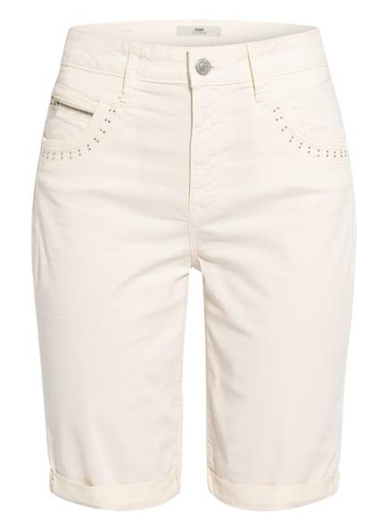 mavi Shorts UPTOWN SERRA, Farbe: ECRU (Bild 1)