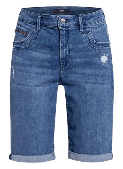 mavi Jeans-Shorts SERRA, Farbe: 33823 dark memory (Bild 1)