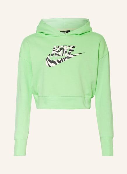 Nike Hoodie , Farbe: HELLGRÜN (Bild 1)