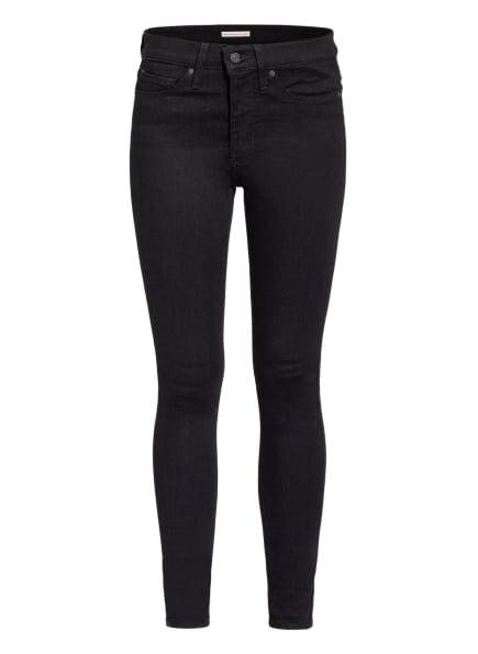 Levi's® Skinny Jeans 310 SHAPING, Farbe: 28 Blacks (Bild 1)