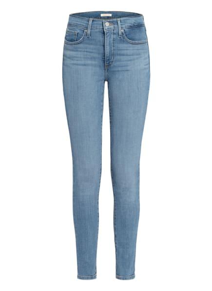 Levi's® Skinny Jeans 311, Farbe: 90 Light Indigo - Worn In (Bild 1)