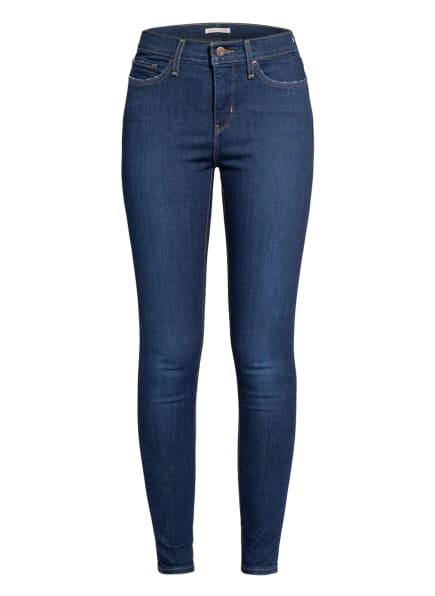 Levi's® Skinny Jeans 310, Farbe: 07 Dark Indigo - Worn In (Bild 1)