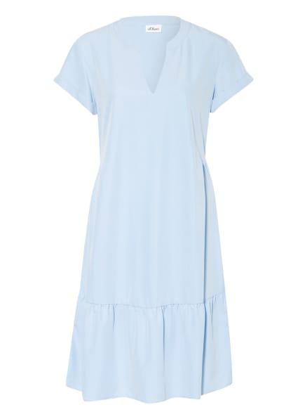 s.Oliver BLACK LABEL Kleid, Farbe: HELLBLAU (Bild 1)