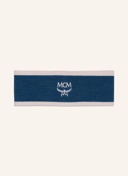 MCM Stirnband, Farbe: BLAU (Bild 1)
