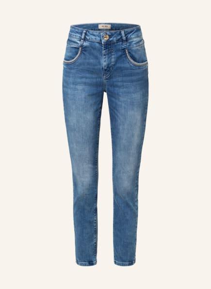 MOS MOSH Skinny Jeans NAOMI , Farbe: 401  blue (Bild 1)