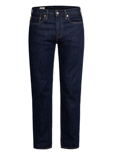 Levi's® Jeans 502 TAPER Regular Fit, Farbe: 81 Dark Indigo - Flat Finish (Bild 1)