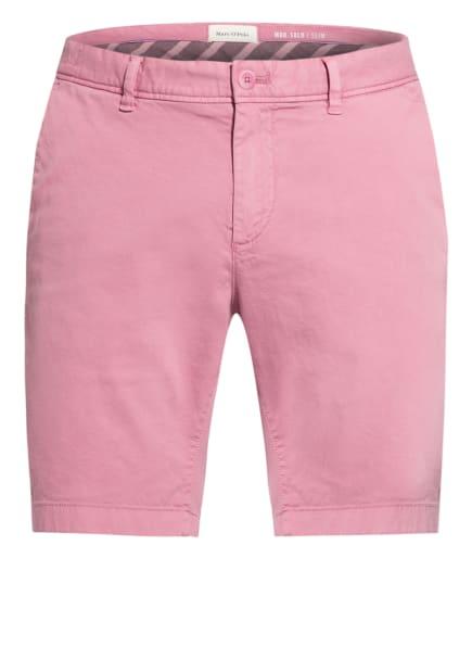 Marc O'Polo Chino-Shorts SALO Slim Fit, Farbe: ROSÉ (Bild 1)