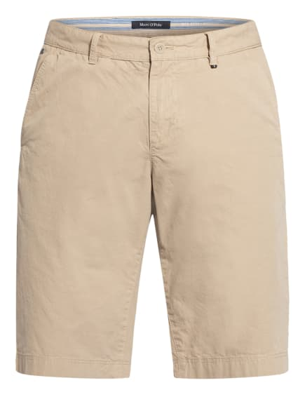 Marc O'Polo Chino-Shorts RESO Regular Fit, Farbe: BEIGE (Bild 1)