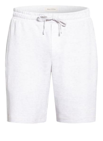 Marc O'Polo Piqué-Shorts , Farbe: HELLGRAU (Bild 1)