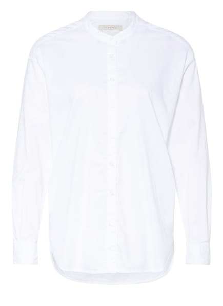 lilienfels Hemdbluse, Farbe: WEISS (Bild 1)
