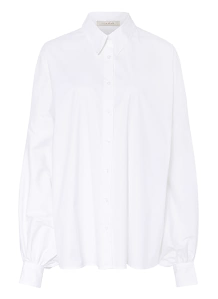 lilienfels Oversized-Hemdbluse, Farbe: WEISS (Bild 1)