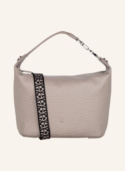 AIGNER Handtasche PALERMO M, Farbe: HELLGRAU (Bild 1)