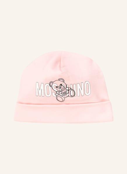 MOSCHINO Mütze, Farbe: ROSA (Bild 1)