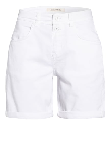 Marc O'Polo Jeans-Shorts , Farbe: 100 WHITE (Bild 1)