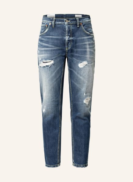 Dondup Destroyed Jeans BRIGHTON Carrot Fit , Farbe: 800 (Bild 1)