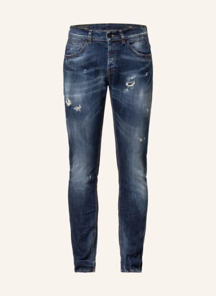 Dondup Destroyed Jeans GEORGE Skinny Fit , Farbe: 800 (Bild 1)