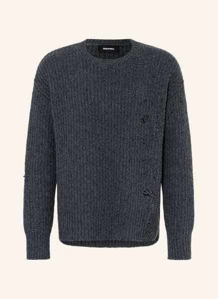 DSQUARED2 Pullover, Farbe: DUNKELGRAU (Bild 1)