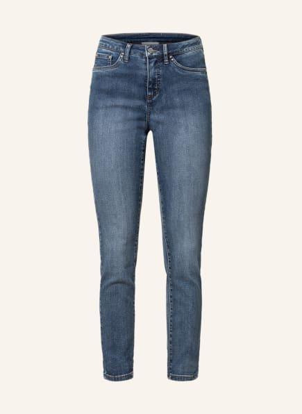 Joseph Ribkoff Jeans mit Schmucksteinbesatz, Farbe: 3699 DENIM (Bild 1)