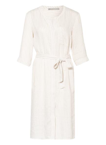 BETTY&CO Kleid mit 3/4-Arm, Farbe: WEISS/ CREME (Bild 1)