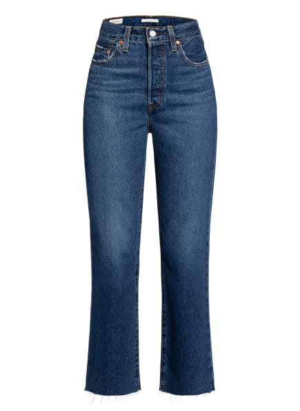 Levi's® Jeans RIBCAGE, Farbe: 89 Dark Indigo - Worn In (Bild 1)