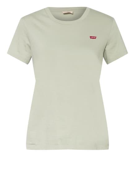Levi's® T-Shirt THE PERFECT TEE, Farbe: HELLGRÜN (Bild 1)